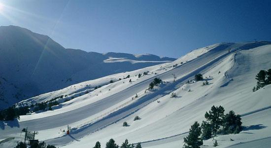 Las estaciones esqui cerdanya